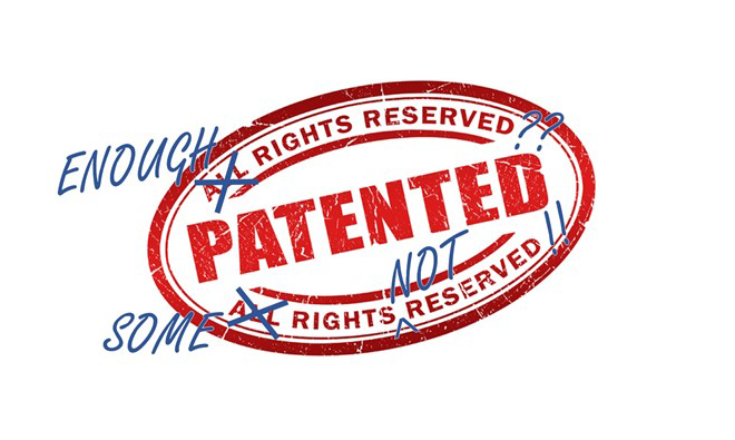 A patent may not be enough ip protection for your startup incubateip a patent may not be enough ip protection for your startup solutioingenieria Choice Image